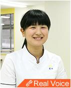 作業療法学科 前田 幸子 さん