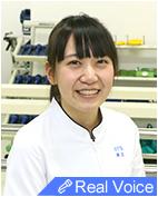 理学療法学科 岡上 美沙 さん